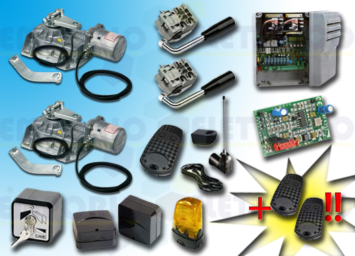 came kit automation 001frog-a24e frog-a24e 24v type 1