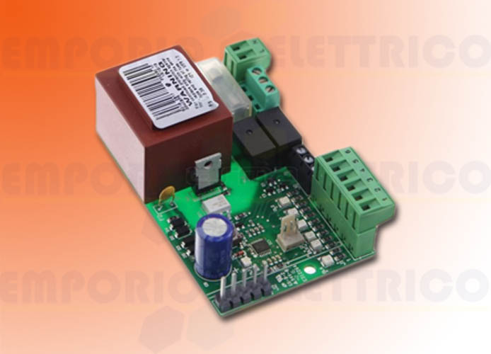 faac electronic board 596 mps / 615bpr 230v ac 790281