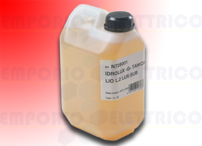 bft idrolux hydraulic oil pack of 2 liters i101151