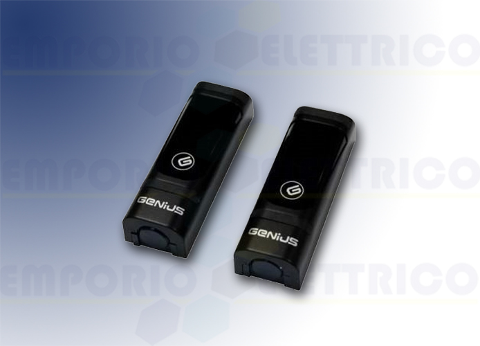 genius pair of vega photocells wireless 12-24v 6100248