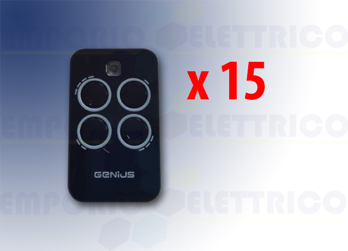 genius 15 4-channel remote controls 433mhz rc echo tx4 6100334