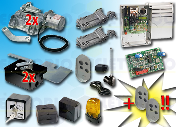 came kit automation 001frog-a frog-a 230v type 2A