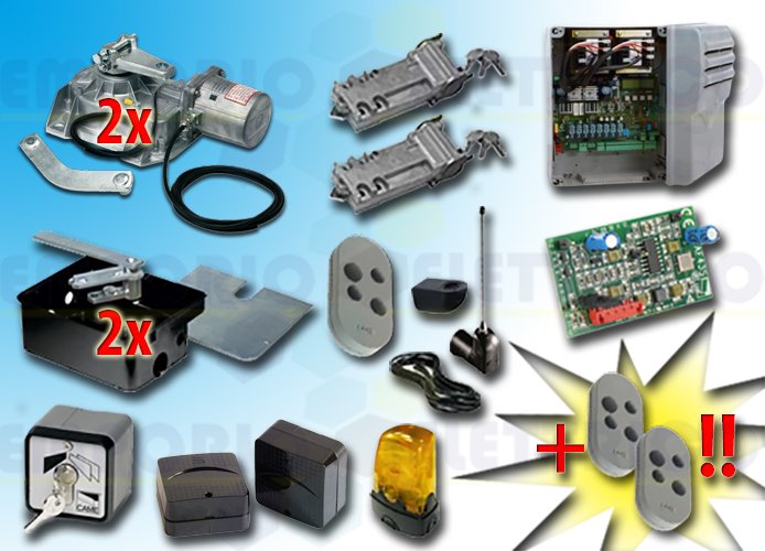 came kit automation 001frog-a24e frog-a24e 24v type 2A