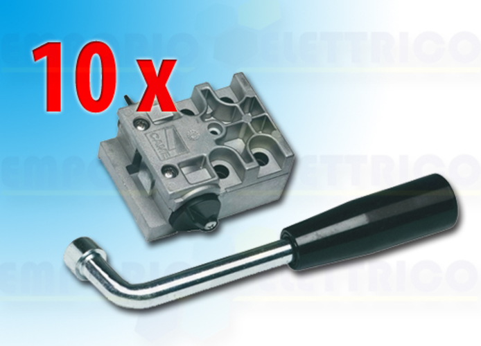 came 10 x lever key release 001a4364 a4364