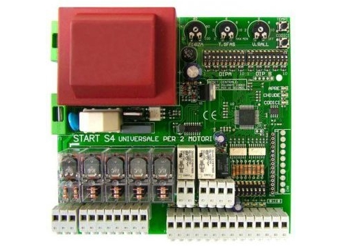 nologo single phase control unit start-s4xl