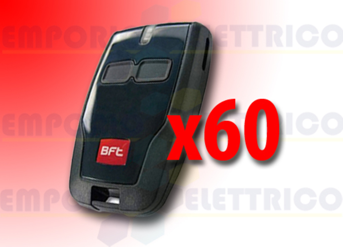 bft 60 x 2-channel remote control 433 mhz mitto b d111904