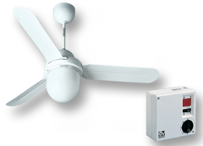 vortice ceiling fan kit nordik design is/l 160/60 white 61401 ev61401a